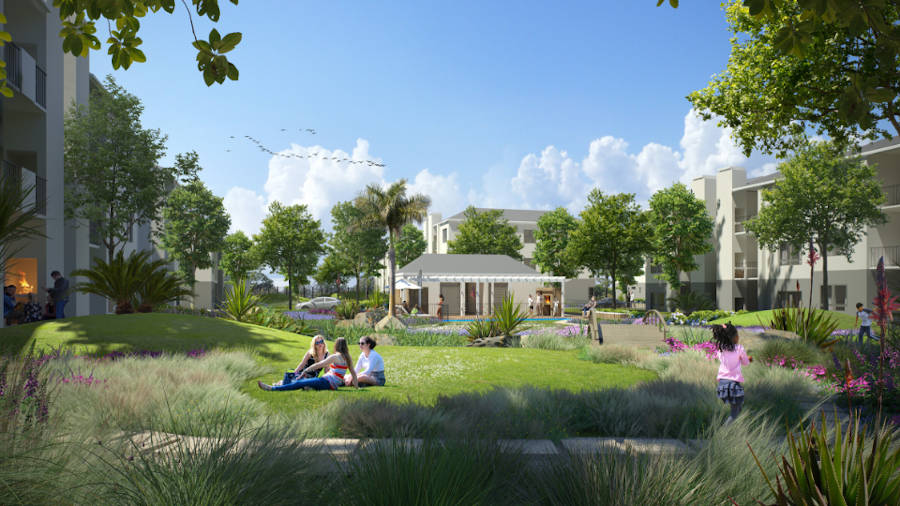 Construction begins on Rabie's Cape Gate Crescent