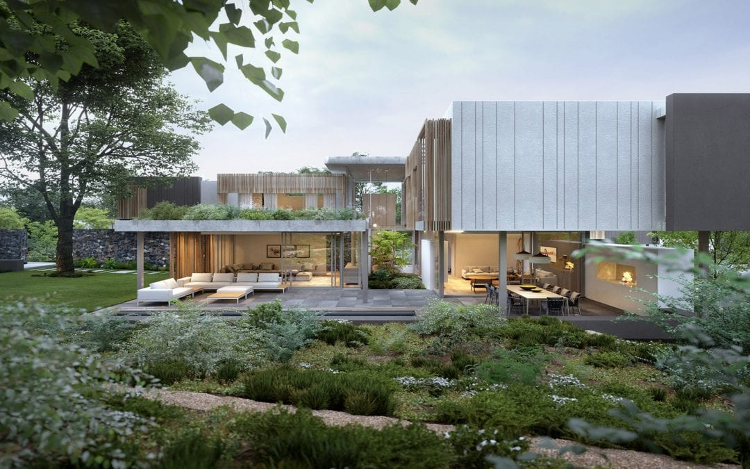 New estate for Constantia's high-end buyers