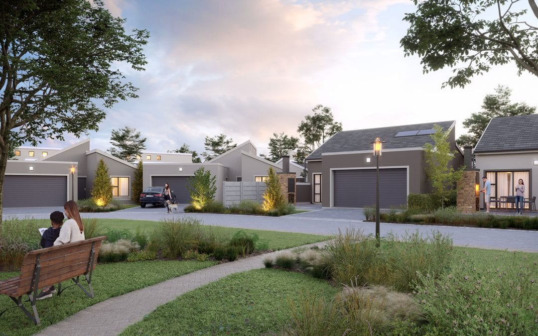 New village for PE's largest estate