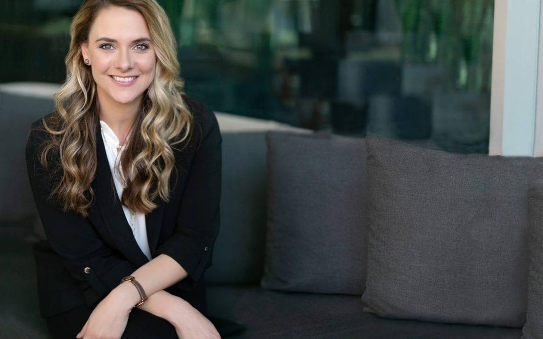 Rabie welcomes new Director, Mariska Auret