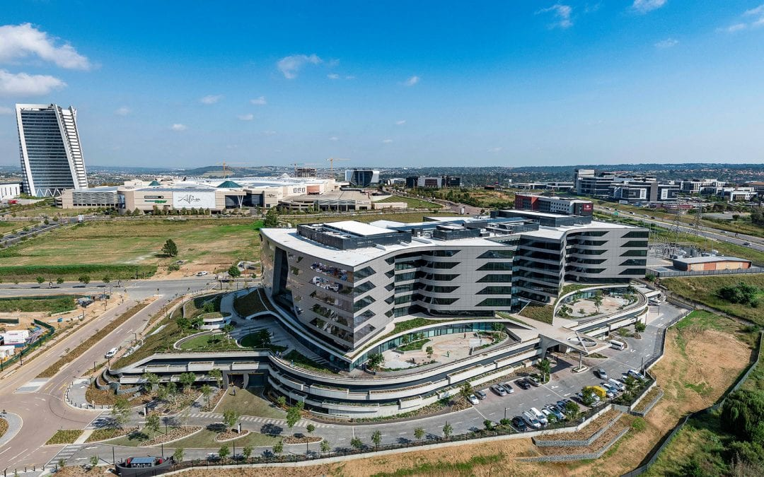 Waterfall named SA's best mixed-use development