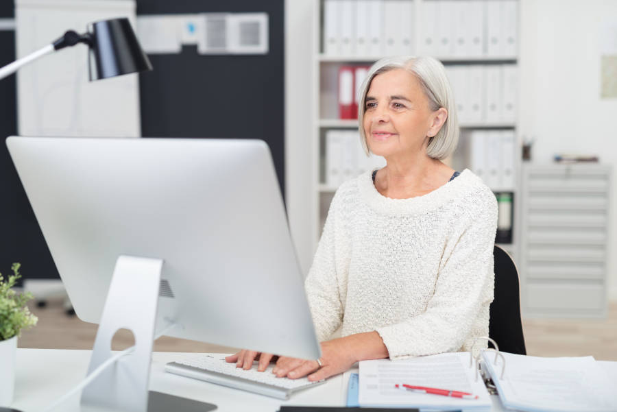 Study shows retirees keep working