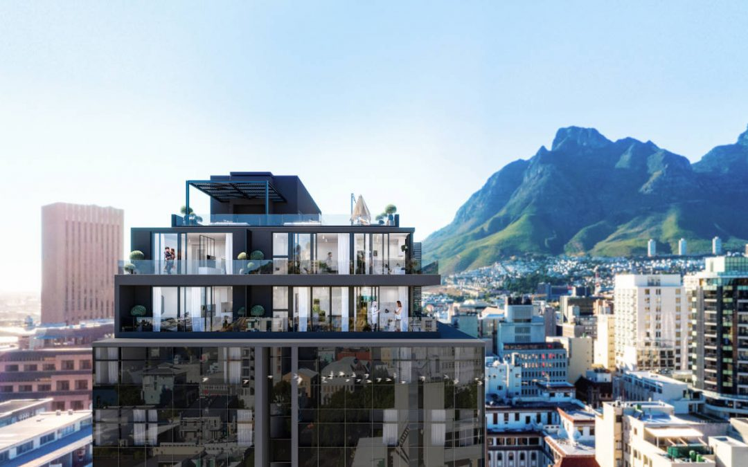 The Tokyo is set to bring new life to the Cape Town city centre