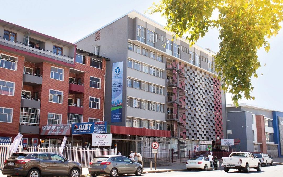 Accommodation: Fresh look city living